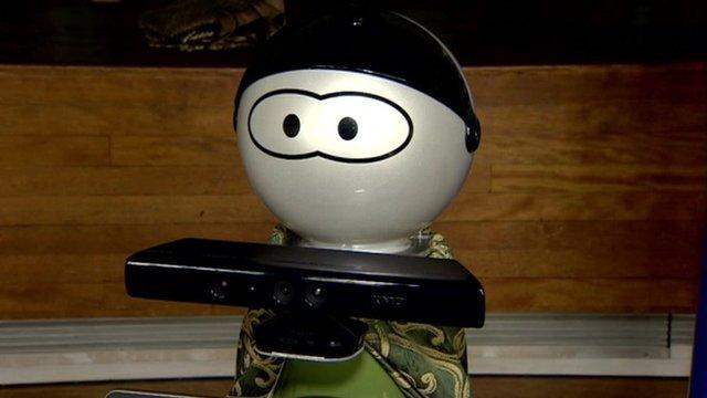 Molly the robot