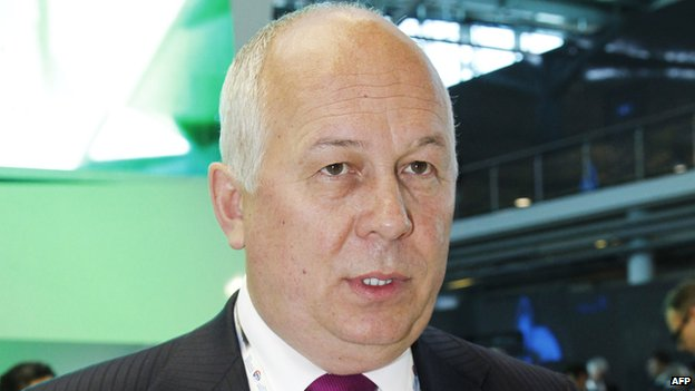 Sergei Chemezov, 17 Jun 11