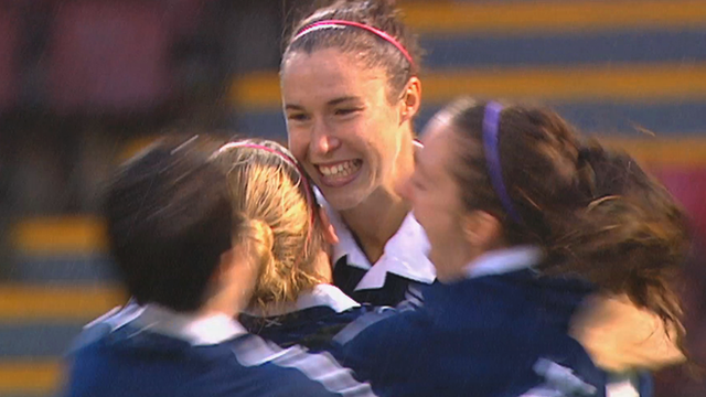 Scotland women aiming for World Cup qualification