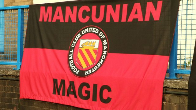 FC United flag