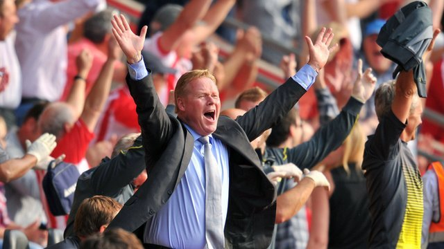 Ronald Koeman hails 'perfect' victory