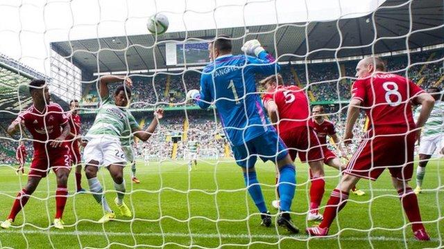 Highlights - Celtic 2-1 Aberdeen