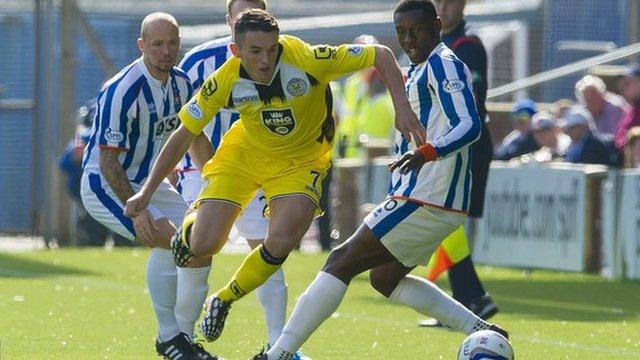 Highlights - Kilmarnock 2-1 St Mirren