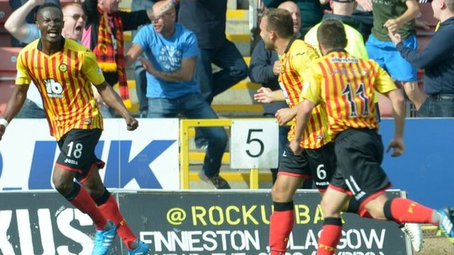 Highlights - Partick Thistle 3-1 Inverness CT