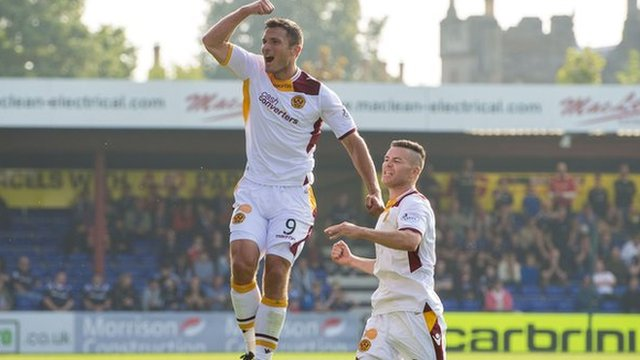 Highlights - Ross County 1-2 Motherwell