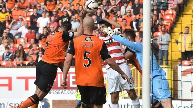 Highlights - Dundee United 2-2 Hamilton