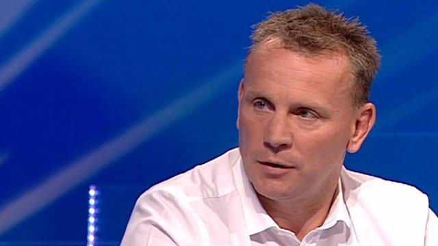 "Newport Gwent Dragons head coach Kingsley Jones says his boss Gareth Davies is ""favourite"" to become WRU chairman."