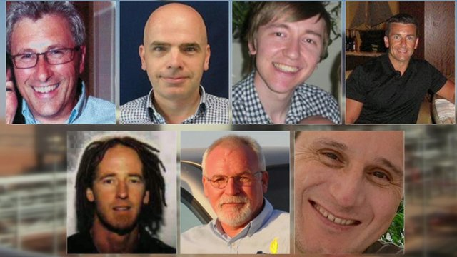 Victims of In Amenas attack