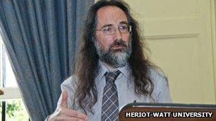Professor Mike Danson