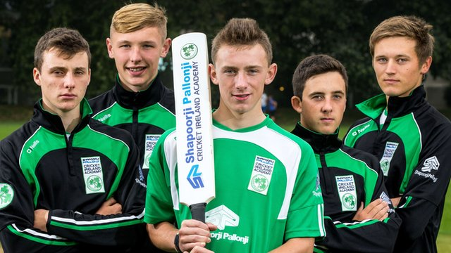 Young Ireland players will benefit from the sponsorship deal