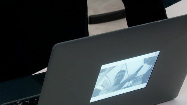 Intel's new dual-screen laptop