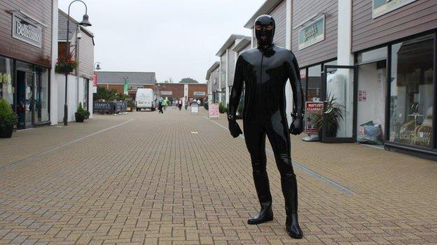 Gimp Man of Essex