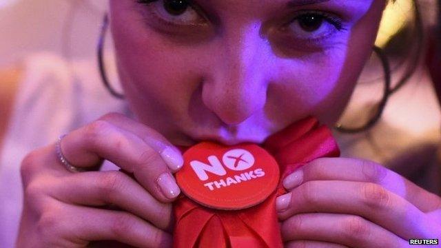 No campaigner celebrates