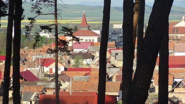 Szeklerland, undated photo