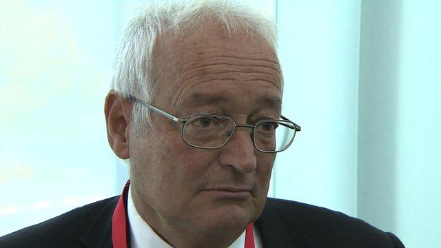 Joachim Eckert, FIFA ethics judge