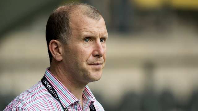 Interview - Scottish FA chief executive Stewart Regan