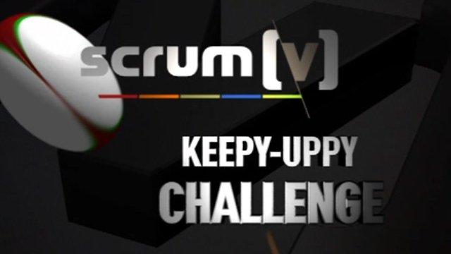 Scrum V Keepy-Uppy Challenge