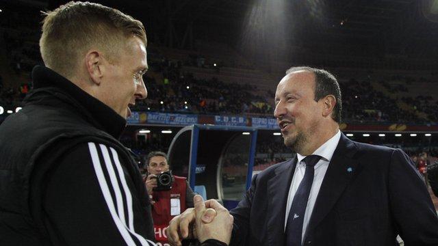 Swansea's Garry Monk praises Benitez, Klopp, Mourinho, Guardiola