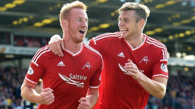 Highlights - Aberdeen 3-0 Ross County