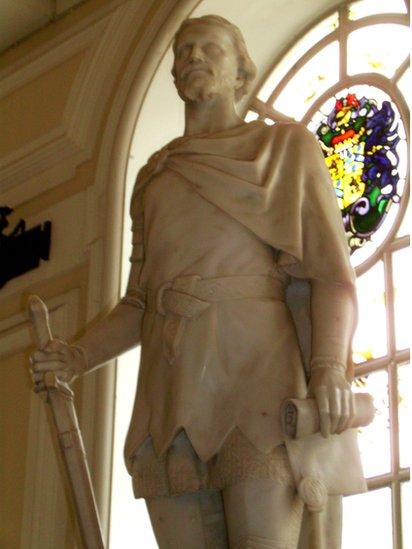 Owain Glyndŵr, ffrind y Ffrancwyr