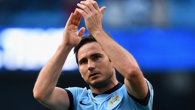 Manuel Pellegrini could extend Frank Lampard's Manchester City stay