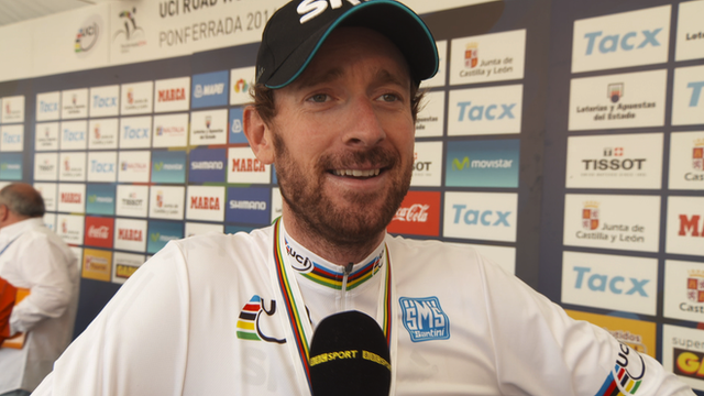 Sir Bradley Wiggins delight at time trial win