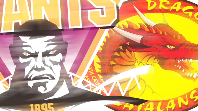 BBC Sport looks ahead to the Super League preliminary semi-final between Huddersfield Giants and Catalan Dragons