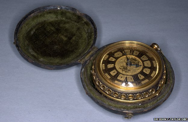 Thomas Tompion watch dating from c1697
