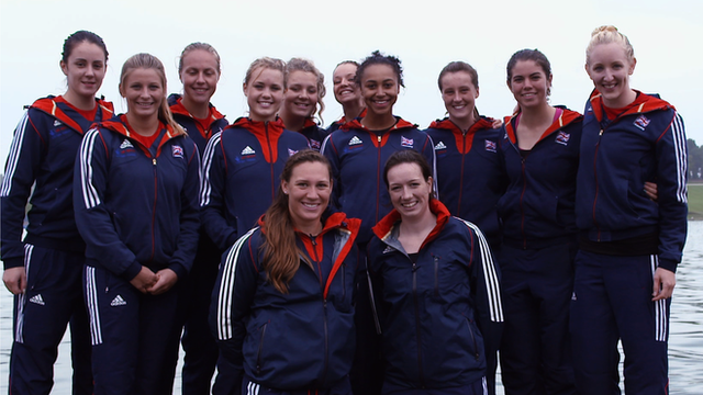 Lucky few picked for Team GB programme