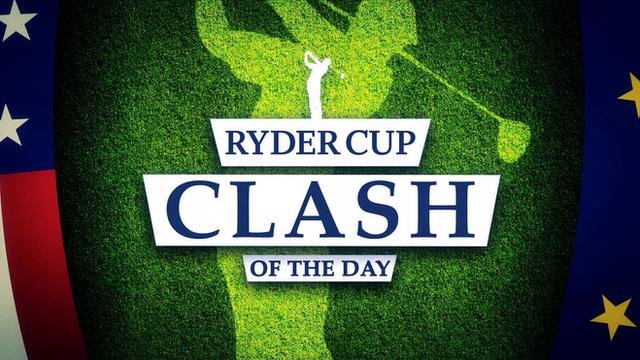 Ryder Cup 2014: Mickelson & Bradley edge McIlroy & Garcia
