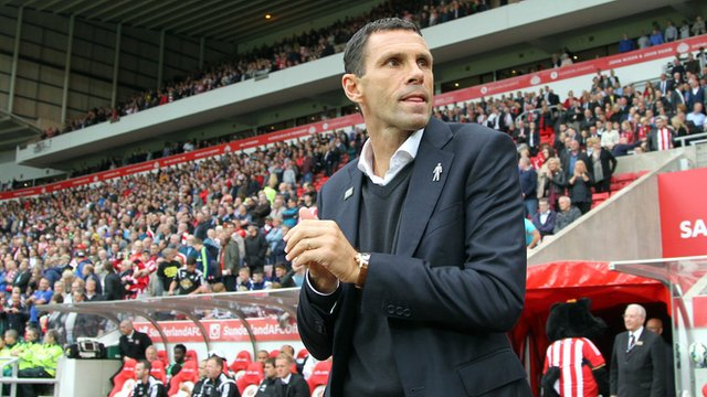 Sunderland 0-0 Swansea: Gus Poyet pleased with league record