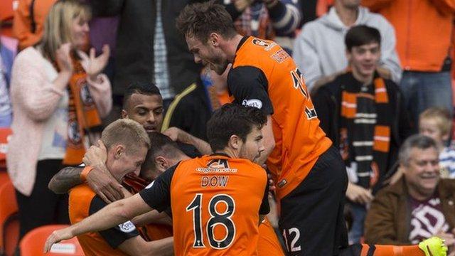 Highlights - Dundee United 2-0 St Johnstone