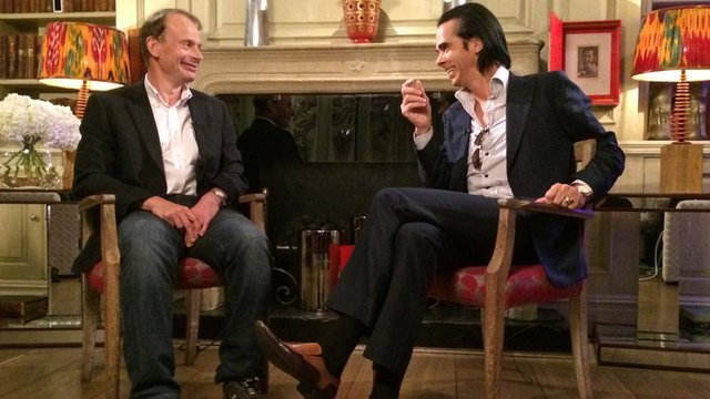 Andrew Marr interviews Nick Cave