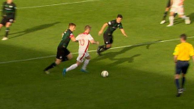 Highlights - Raith Rovers 0-0 Falkirk
