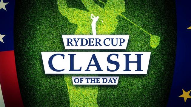 Ryder Cup 2014: Graeme McDowell & Jordan Spieth