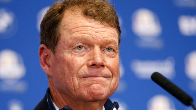 US Ryder Cup captain Tom Watson responds to criticism from Phil Mickelson
