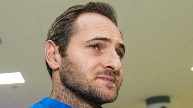 Dinamo Zagreb captain Josip Simunic