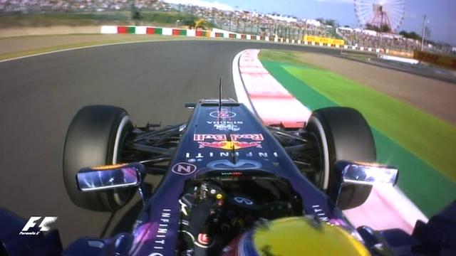 Mark Webber's 2013 Suzuka pole lap