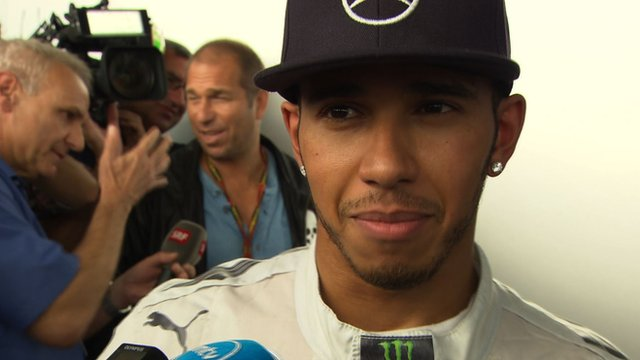 Formula 1: Hamilton, Button & Vettel react to Japan practice