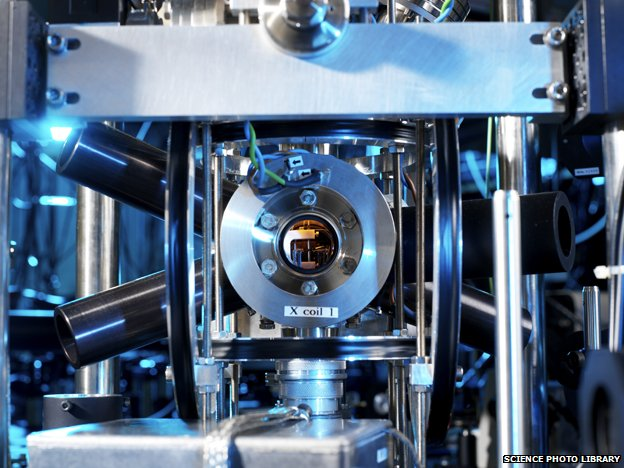 An ytterbium optimal clock