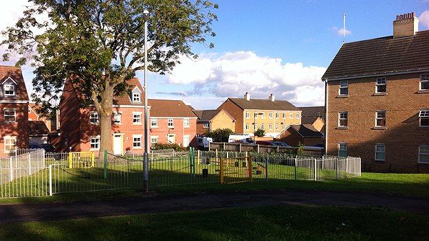 Timken Estate, Daventry