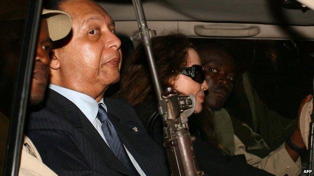 Duvalier returns to Haiti in 2011