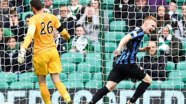 Highlights - Celtic 0-1 Hamilton