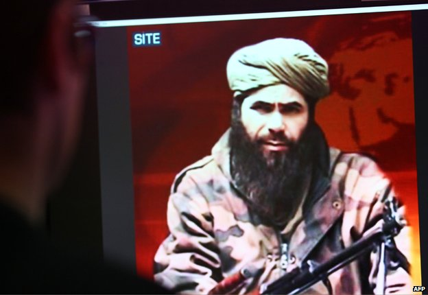 The leader of AQIM, Abdel Moussab Abdelwadoud