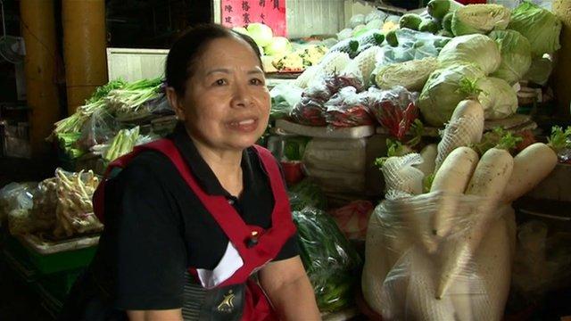 the taiwanese vegetable seller turned philanthropist bbc news