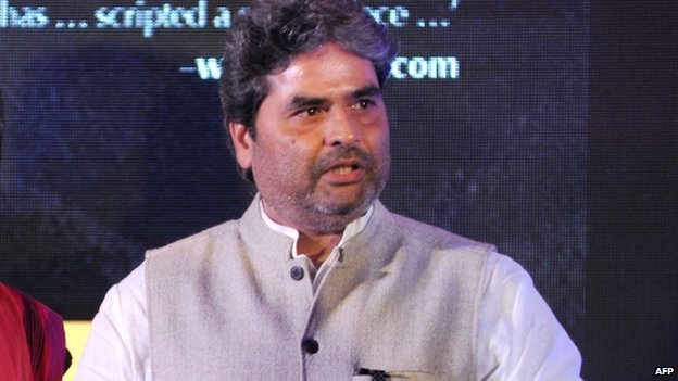 Vishal Bhardwaj has defended the plot of his film
