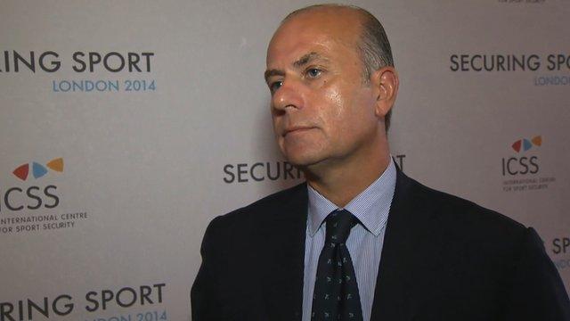 European Club Association vice-chairman Umberto Gandini