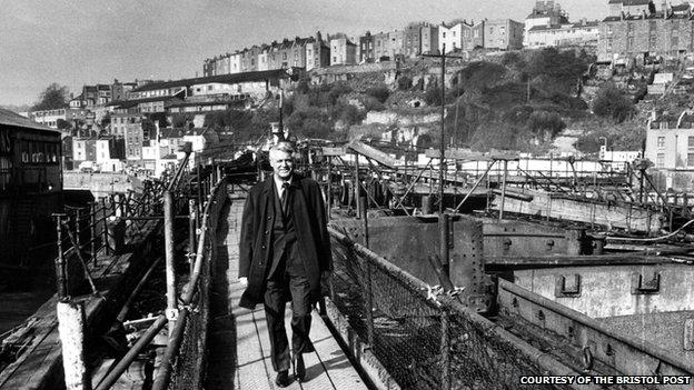 Cary Grant in Bristol