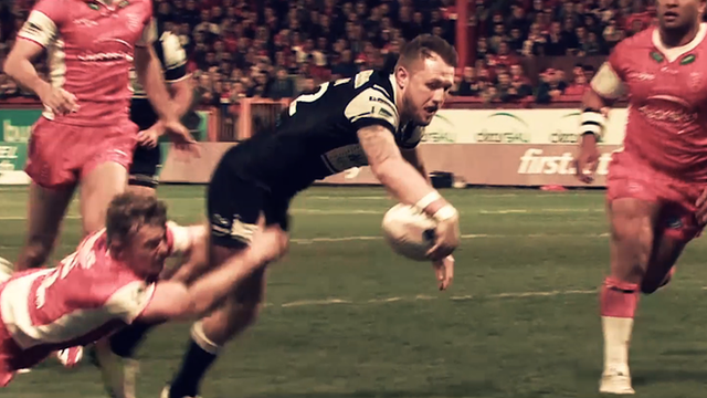 Watch back some of the best action from the Super League season