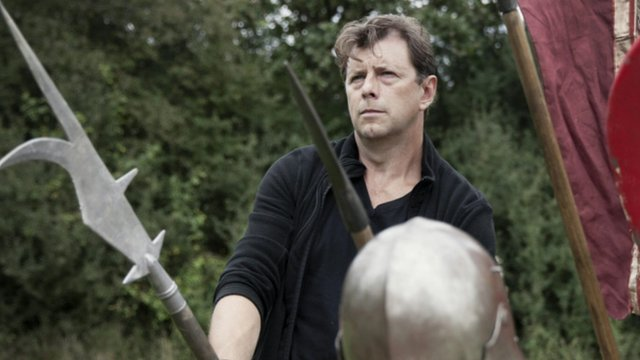 Bestselling historical fiction writer, Conn Iggulden